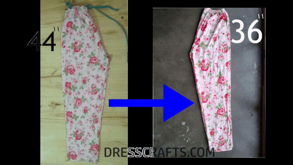 Resize Pajama