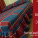 Sew Fitted Sheet with Bedskirt