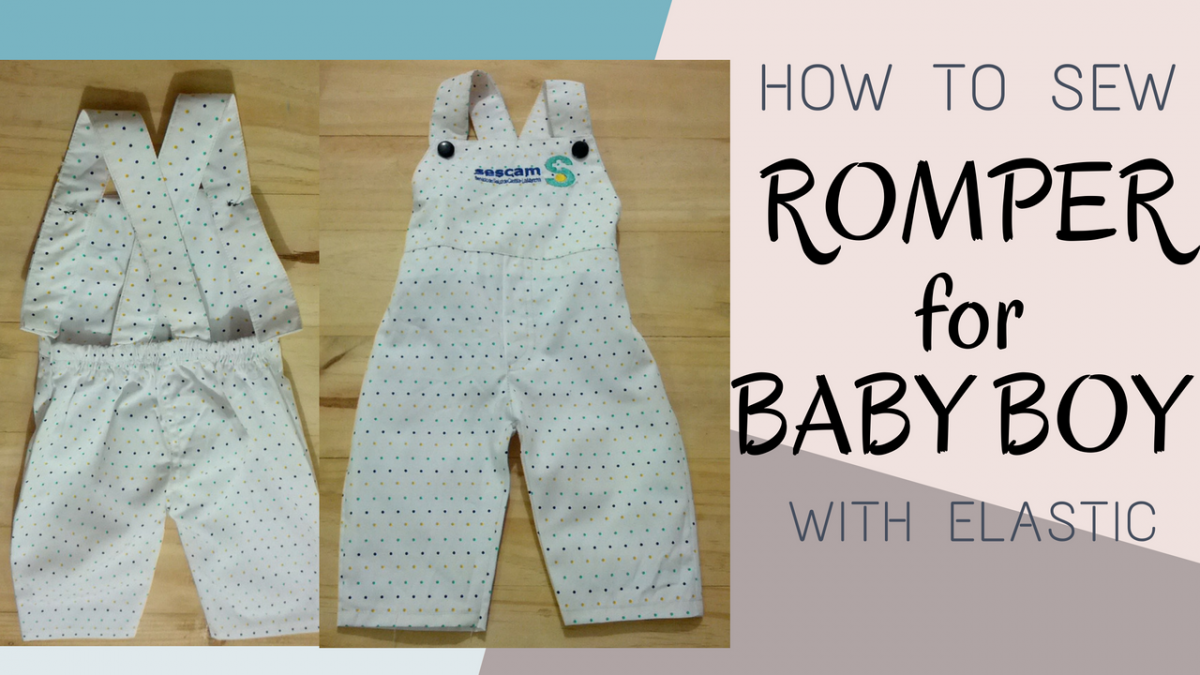Sew Simple Romper
