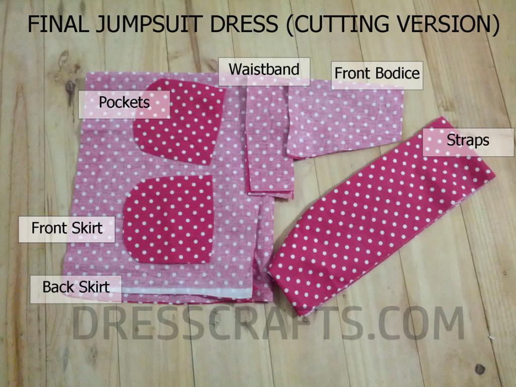 Final Cutting - Vintage Jumpsuit