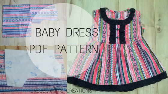 Baby Dress Pattern - Free Download - DressCrafts