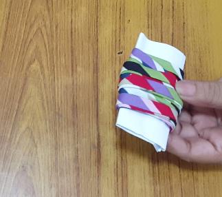 Double Fold Biastape
