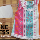 Sew aline dress