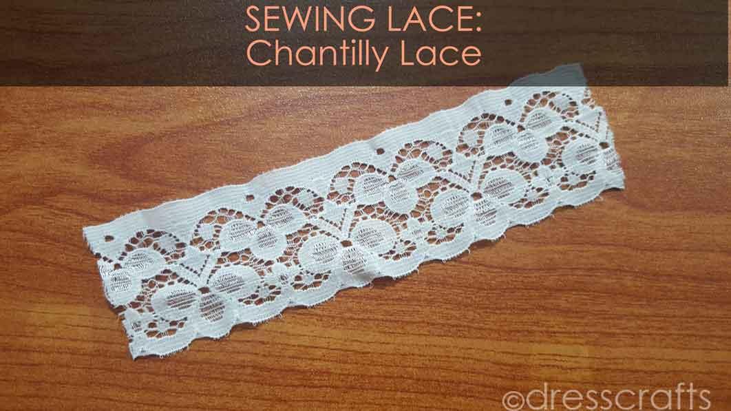 Chantilly Lace - Bobbin Lace