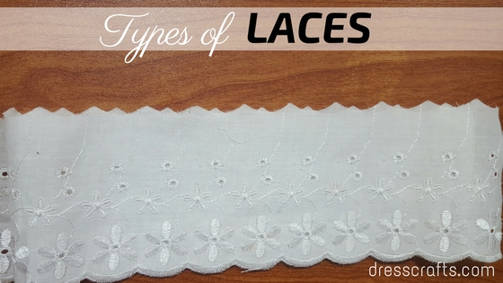 types of laces
