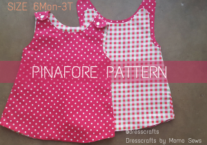 PINAFORE PATTERN