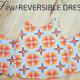 sew reversible dress
