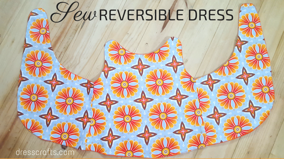 sew reversible dress