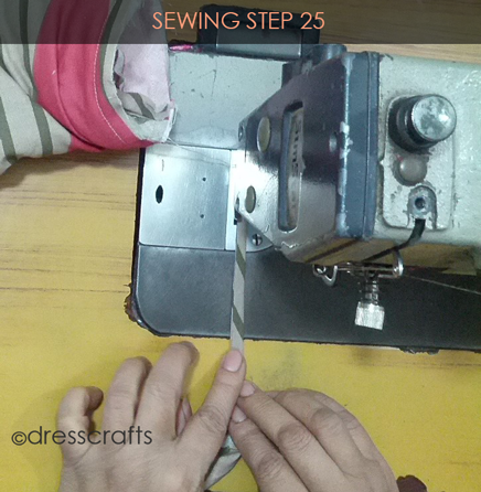 Easy Oven Mitts Sewing Step 25